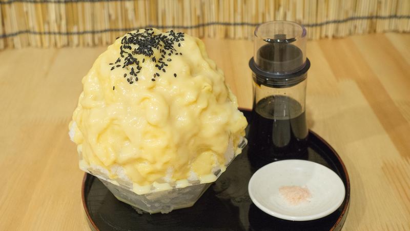 石焼き芋ミルク
