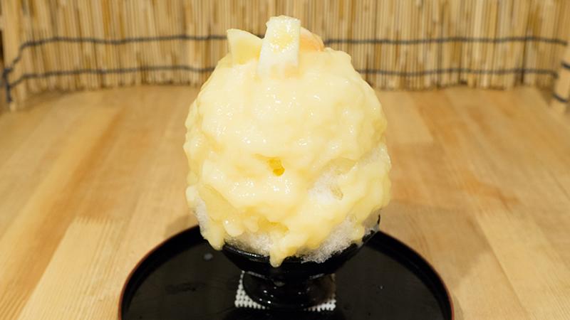 白桃(桃)(果肉入り)