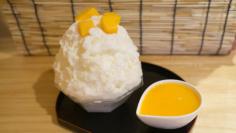 宮崎マンゴーヨーグルト(果肉入り)